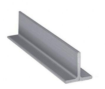 Алюминиевый металлопрокат Тавр алюминиевый (Т-образный профиль)