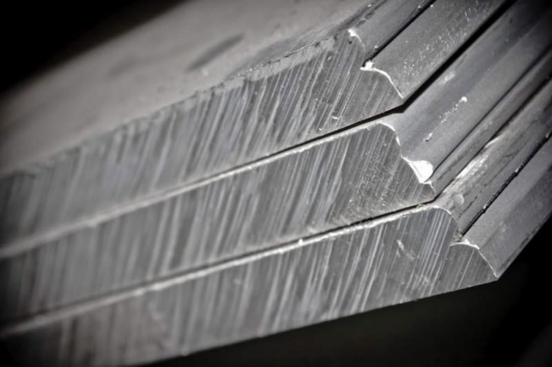 Алюминиевый металлопрокат Плиты алюминиевые