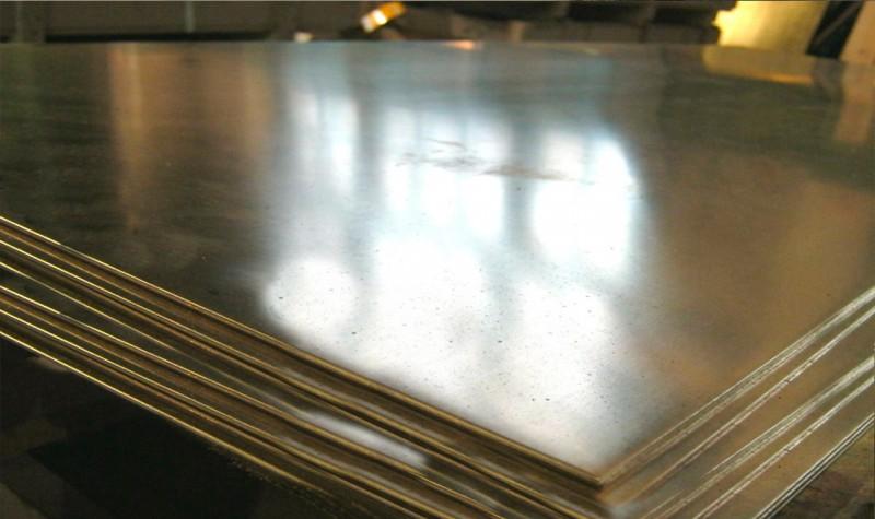 Латунный металлопрокат Плита латунная