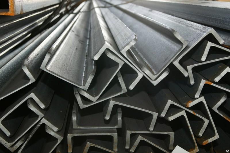 Чёрный металлопрокат Швеллер стальной