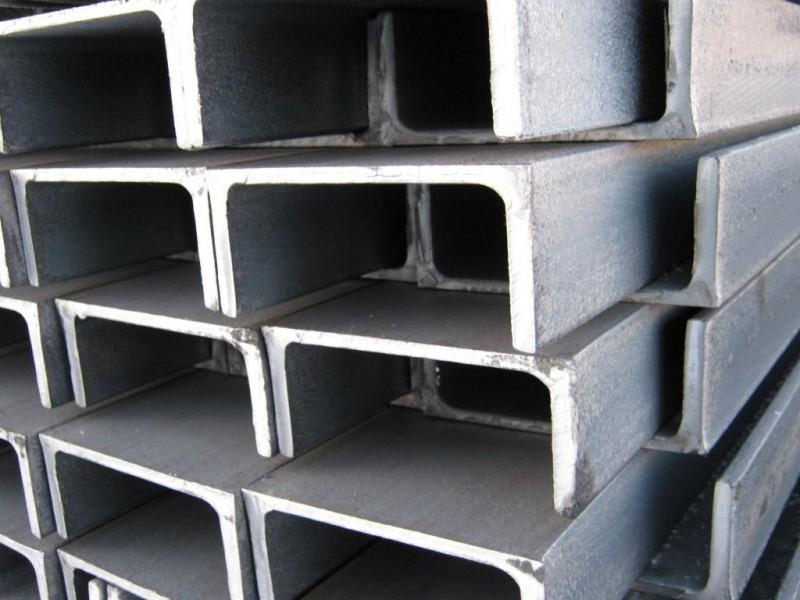 Чёрный металлопрокат Швеллер стальной гнутый