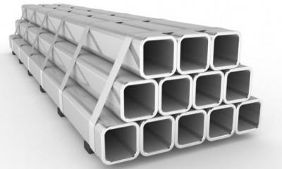 Алюминиевый металлопрокат Труба алюминиевая профильная